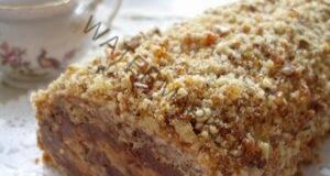 Орехово руло - толкова е вкусно, че ще се влюбите от първата хапка