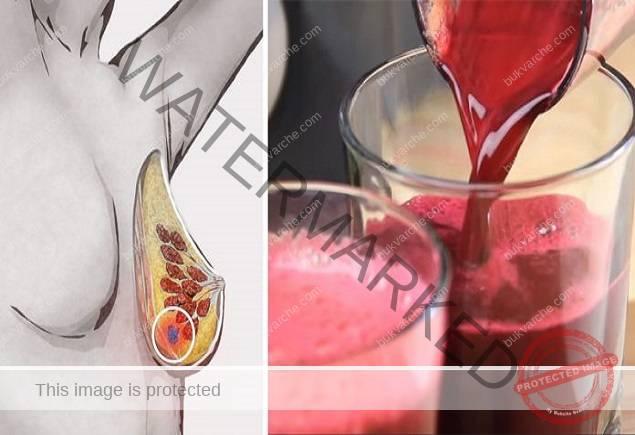 Понижаване на кръвното налягане със сок от червено цвекло
