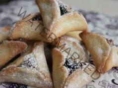 Рецепта за домашни бисквити с пълнеж от мак и мед