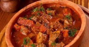 Рецепта за чашушули - вкусно и ароматно ястие с месо