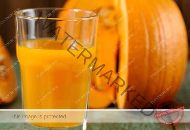 Сок от тиква и ябълка - засилва имунитета и понижава холестерола