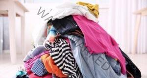 Старите дрехи могат да бъдат използвани в домакинството