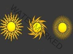 Съвет за живота ви: изберете едно слънце и разберете какъв е той!