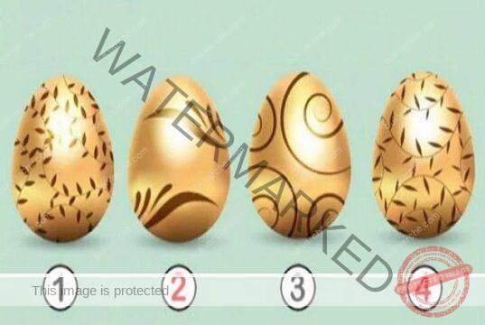 Съвет от Вселената - изберете едно златно яйце!