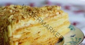"""Торта """"Наполеон"""" - любима рецепта на цялото семейство"""