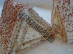 Торта с извара без печене, готова само за 30 минути