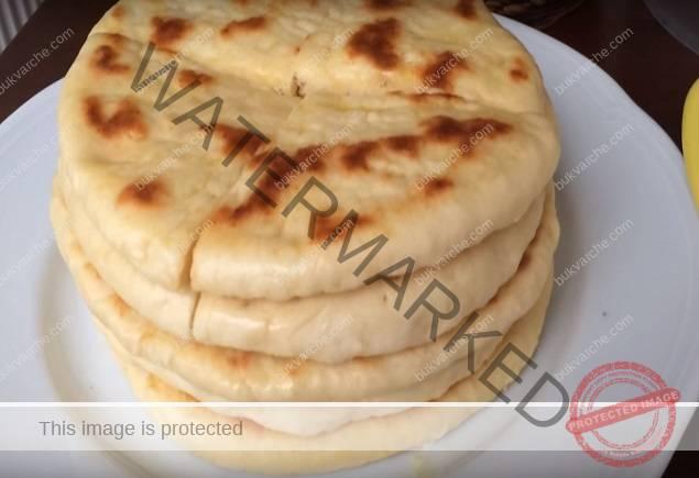 Турски хляб на тиган: вкусен, засищащ и в същото време диетичен