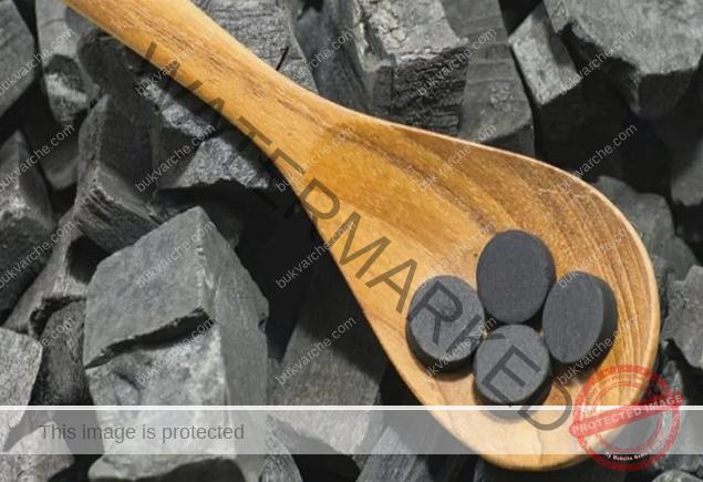 Активният въглен решава редица здравословни проблеми