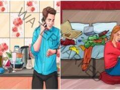 Безпорядъкът в дома ви разкрива много за вашата личност