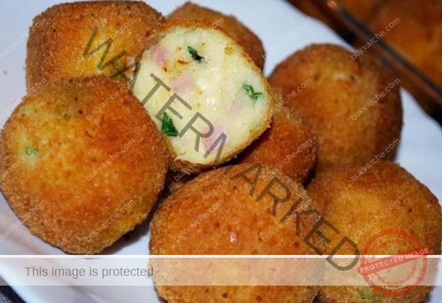 Картофени кюфтенца, готови за 30 минути - превкусни