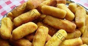 Картофени пирожки - лесна закуска, готова за няколко минути