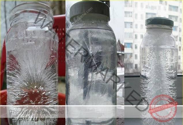 Негативната енергия в дома може да бъде открита с чаша вода