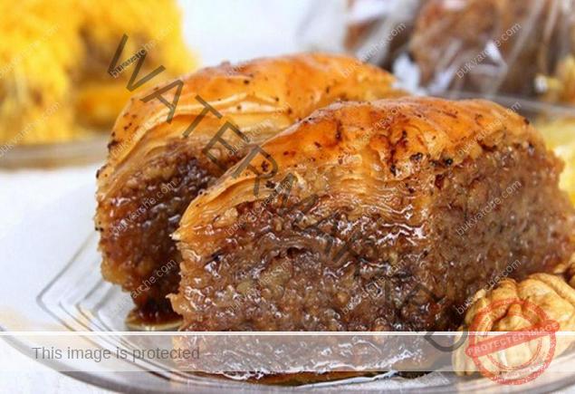Рецепта за баклава - най-добрата, която съм правила
