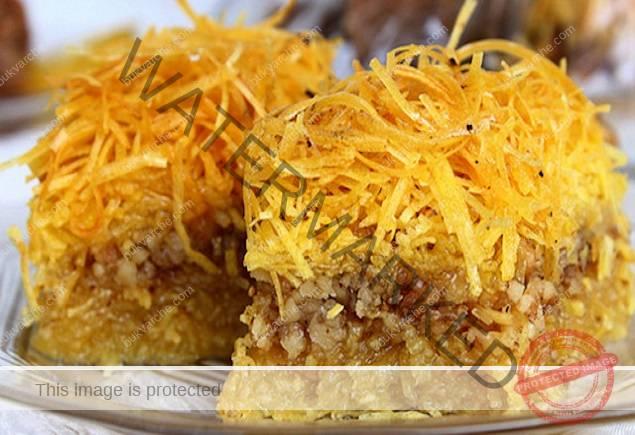 Рецепта за кадаиф: любим десерт на цялото семейство