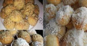 Биренки с кокос и орехи: любим вкус от моето детство