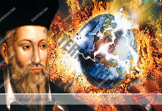 Живот на луната и пожари: предсказанията на Нострадамус за 2020 г.