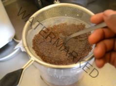 Образуването на тромби може да бъде предотвратено с ленено семе