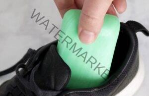 Парче сапун в обувките върши чудеса - лесен трик