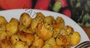 Печени картофи в соев сос - любим вкус и аромат