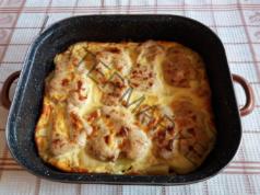Пилешки котлети с картофи - вкусна идея за обяд
