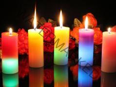 Пламъкът на свещта може да разкрие много за здравето и съдбата ви