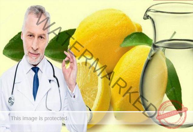 При слаб имунитет и акне пийте лимонова вода!