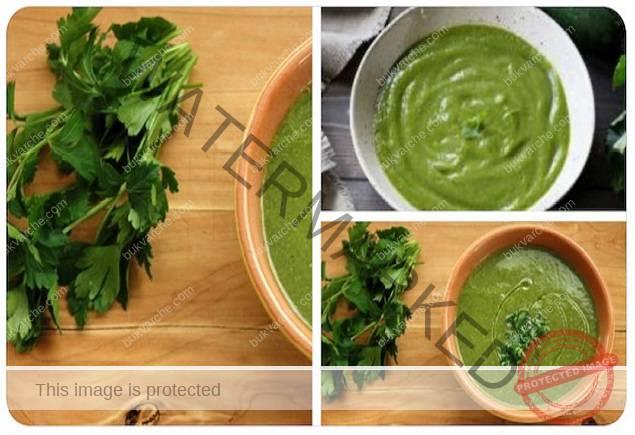 Рецепта за лечебна супа: алкализира тялото и стимулира черния дроб