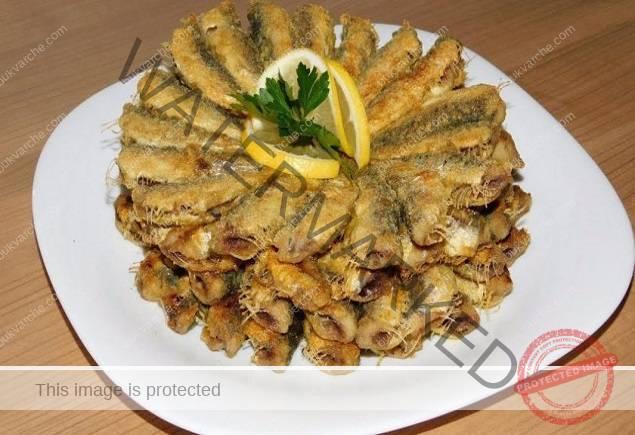 Рецепта за пържена риба, след която не остава неприятна миризма
