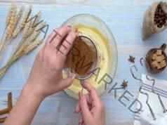 Торта с крем с грис - всяка хапка се топи в устата