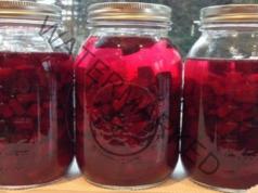Квас от червено цвекло за всички заболявания на кръвта