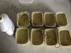 Натурален почистващ препарат с горчица на прах
