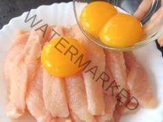 Предястие с пилешко месо - да си оближете пръстите