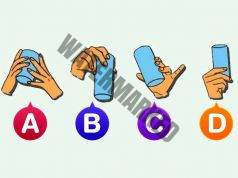 Психологически тест: как държите чашата обикновено?