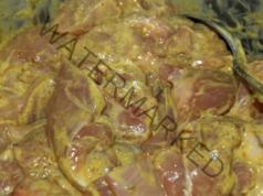 Тайната за успешната марината за пилешко месо с горчица