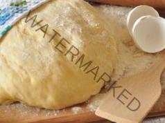 Тесто за кнедли с жълтъци - най-добрата рецепта