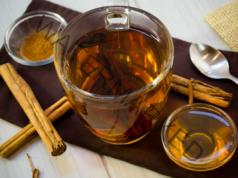 Чай за отслабване с джинджифил, магданоз и канела