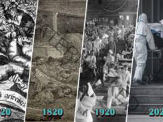 На всеки 100 години на планетата избухва пандемия. Съвпадение?