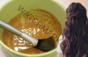 Сгъстяване на косата и за по-бърз растеж - домашни маски