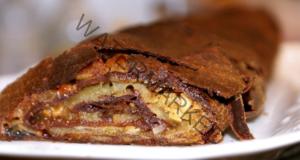 Шоколадов щрудел - страхотна идея за вкусен десерт