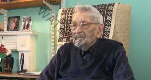 Този мъж оцеля след испанския грип и коронавируса