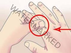 Масаж на пръстите за справяне с болката в гърба и шията