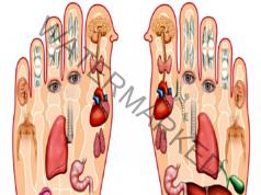 Масаж на стъпалата за лечение на болести - техника без аналог