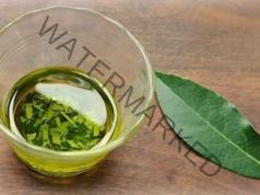 Масло от дафинови листа при болки в гърба. Рецепта