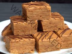 Сладкиш без печене - приготвя се лесно от достъпни съставки