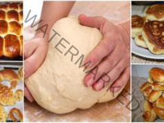 Тесто с мая за мързеливи домакини - 15 минути и сте готови