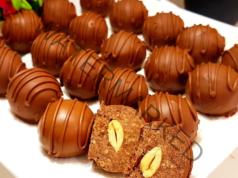 Домашни бонбони, готови за 5 минути! Без печене