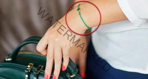 Зеленият конец премахва болката като на магия