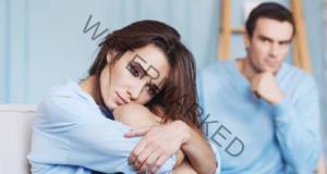 Любовта на жената умира заради постъпките на мъжа