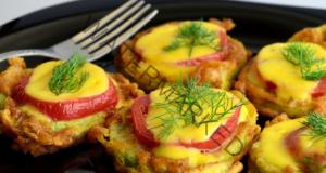 Печени тиквички - вкусно и полезно ястие за лятото