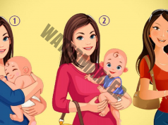 Психологически тест: коя жена държи чуждо дете на ръце?